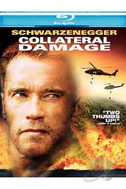 Collateral Damage BRAY Cover Art