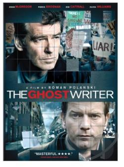 Ghost Writer DVD Cover Art