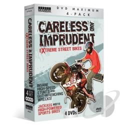 C and I: Careless and Imprudent - Extreme Street Bikes DVD Cover Art