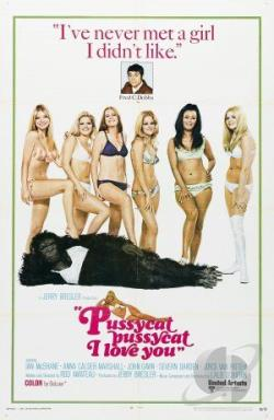 Pussycat, Pussycat, I Love You DVD Cover Art