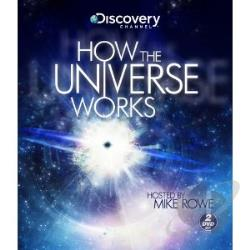 How the Universe Works BRAY Cover Art