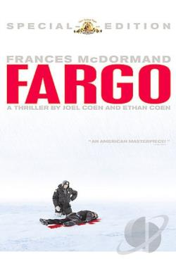 Fargo DVD Cover Art