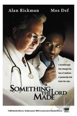 Something the Lord Made DVD Cover Art