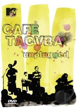 MTV Unplugged - Caf� Tacuba DVD Cover Art