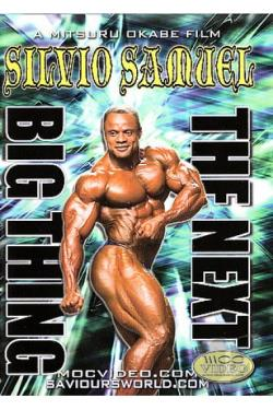 Next Big Bodybuilding Thing DVD Cover Art