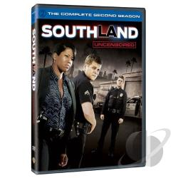 Southland - The Complete Second Season DVD Cover Art