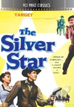 Silver Star DVD Cover Art