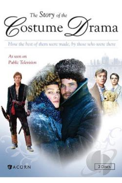 Story of the Costume Drama DVD Cover Art