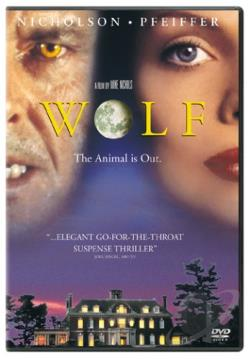 Wolf DVD Cover Art