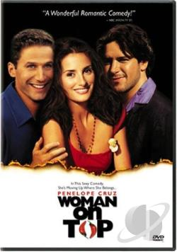 Woman on Top DVD Cover Art