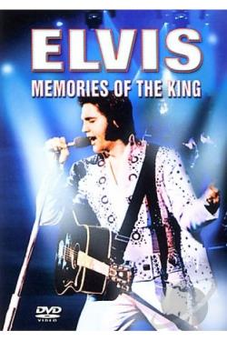 Elvis - Memories of the King DVD Cover Art
