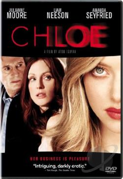 Chloe DVD Cover Art