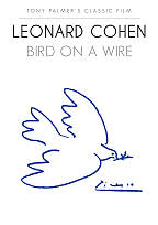 Leonard Cohen: Bird on a Wire DVD Cover Art