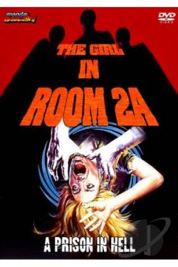 Girl in Room 2A DVD Cover Art