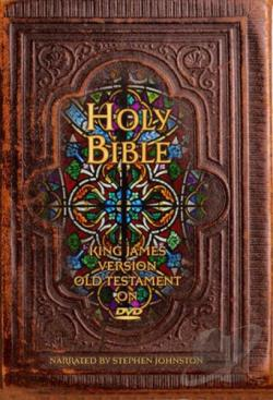 Holy Bible: King James Version - Old Testament DVD Cover Art