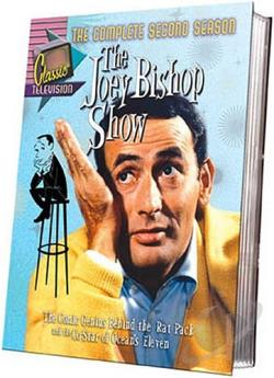 Joey Bishop Show - The Complete Second Season DVD Cover Art