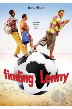 Finding Lenny DVD Cover Art
