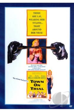 Town On Trial DVD Cover Art