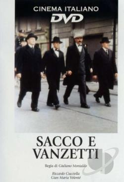 Sacco And Vanzetti DVD Cover Art