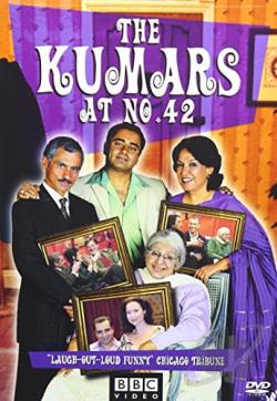 Kumars at Number 42 DVD Cover Art