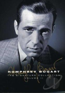 Humphrey Bogart Signature Collection Vol. 2 DVD Cover Art