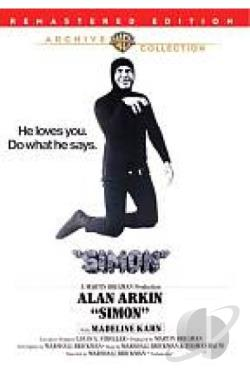 Simon DVD Cover Art