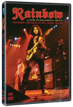 Rainbow - Live In Munich 1977 DVD Cover Art