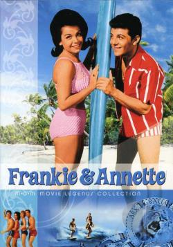Frankie and Annette Collection DVD Cover Art