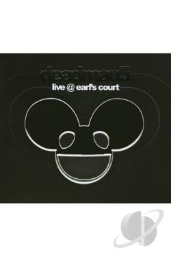 live @ earl's court DVD Cover Art