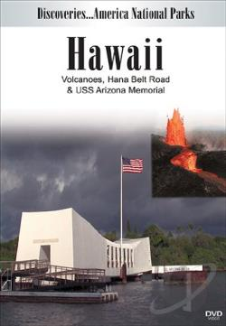 Discoveries America's/Parks:Hawaii DVD Cover Art
