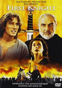 First Knight DVD Cover Art