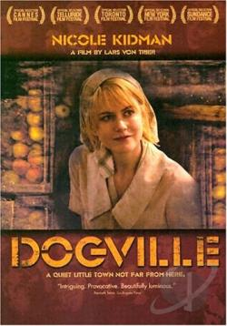Dogville DVD Cover Art