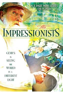 Impressionists DVD Cover Art
