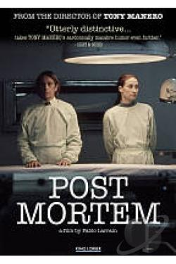 Post Mortem DVD Cover Art
