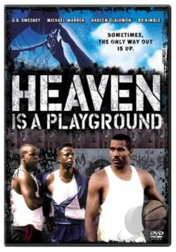 Heaven is a Playground DVD Cover Art