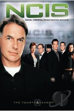 Ncis - Four Season Pack DVD Cover Art