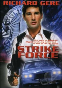 Strike Force DVD Cover Art