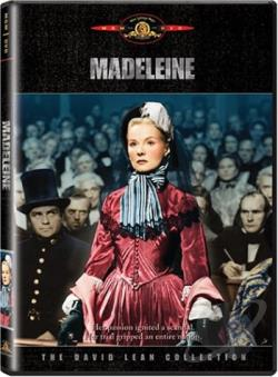 Madeleine DVD Cover Art