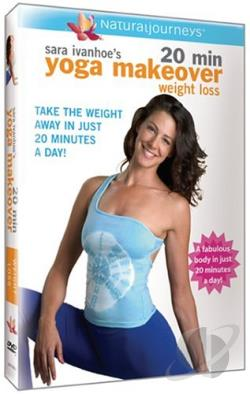 20 minute yoga makeover: weight loss