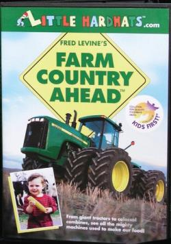 Farm Country Ahead DVD Cover Art