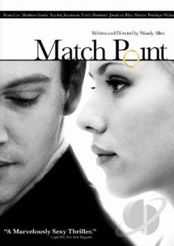 Match Point DVD Cover Art
