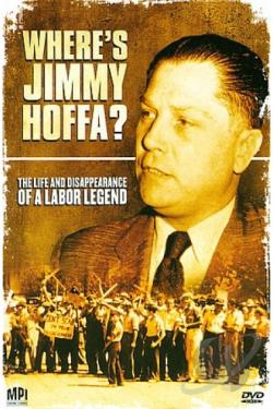 Where's Jimmy Hoffa DVD Cover Art