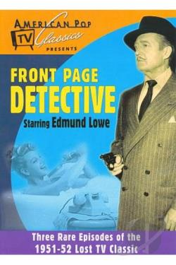 Front Page Detective movie