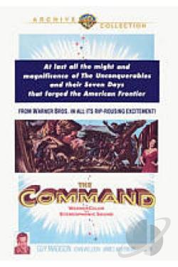 Command DVD Cover Art