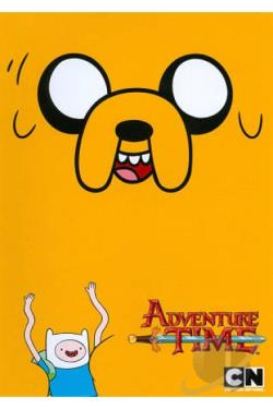 Adventure Time: It Came from the Nightosphere DVD Cover Art