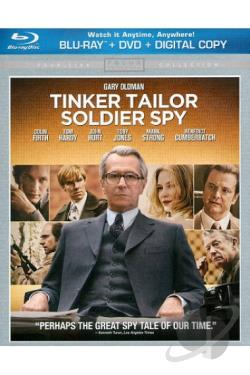 Tinker, Tailor, Soldier, Spy BRAY Cover Art