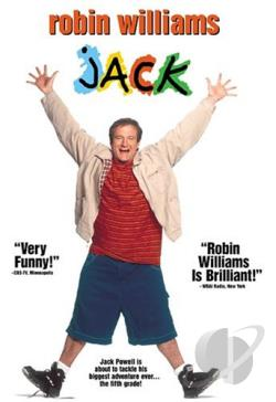 Jack DVD Cover Art