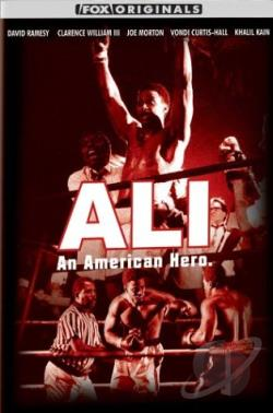 Ali: An American Hero DVD Cover Art