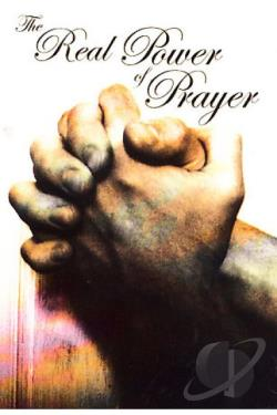 Real Power Of Prayer DVD Cover Art