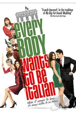 Everybody Wants to Be Italian DVD Cover Art